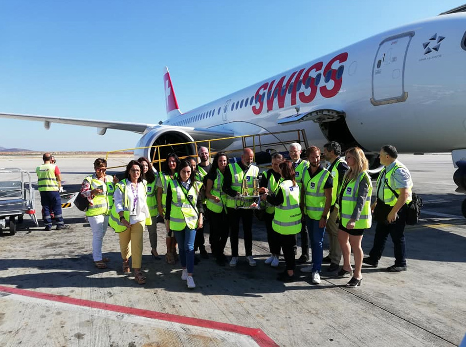 More about Swiss WorldCargo